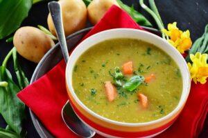 Soups for Vegetarians
