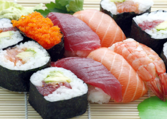 Learn How to Make Sushi