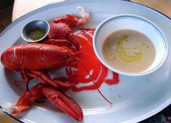 Lobster Bisque Recipe